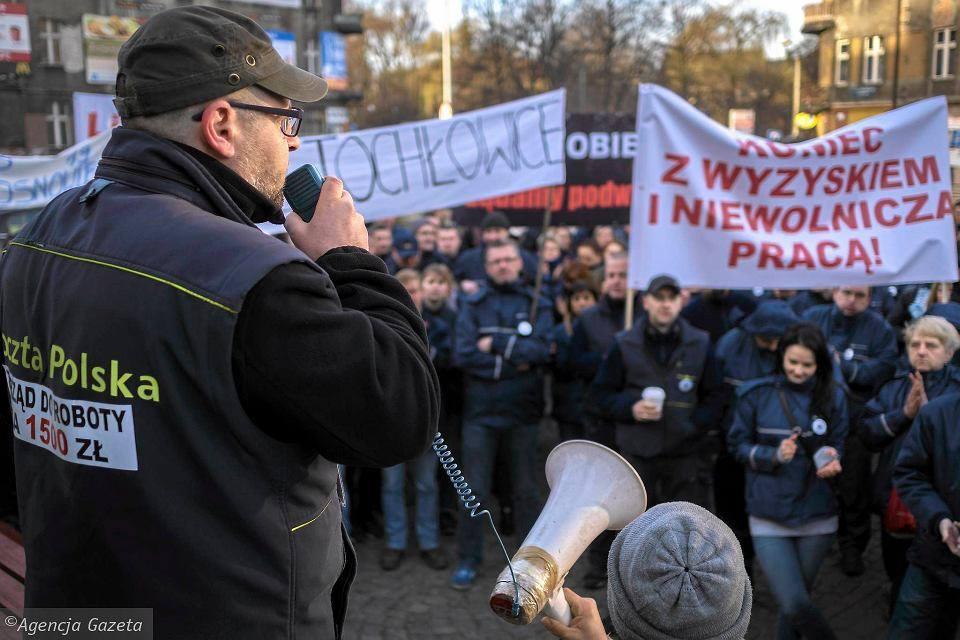 """Protestas kovo 26 d.: """"Pabaiga išnaudojimui ir samdomai vergovei!"""""""