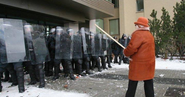 2009-ųjų riaušės prie Seimo: žvilgsnis atgal