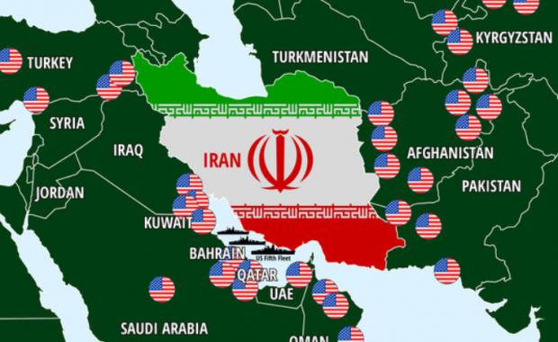 Imperialistinė JAV politika arba kaip pažeidžiama tarptautinė teisė – Irano atvejis