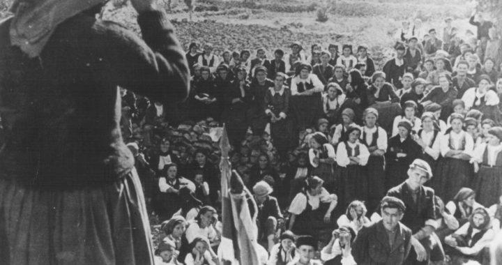 """""""Vienintelis būdas kovoti už moterų išsilaisvinimą – kovoti už socializmą"""": interviu su Ankica Čakardič ir Andreja Gregorina"""