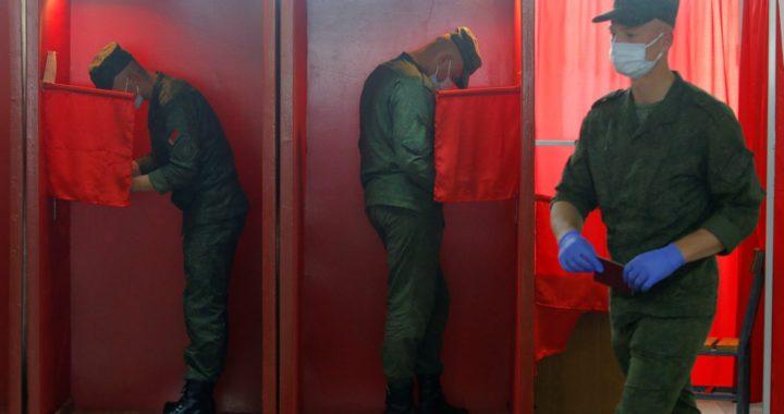 Svarstant bekrypčio išsilaisvinimo potencialą – Baltarusijos įtampa