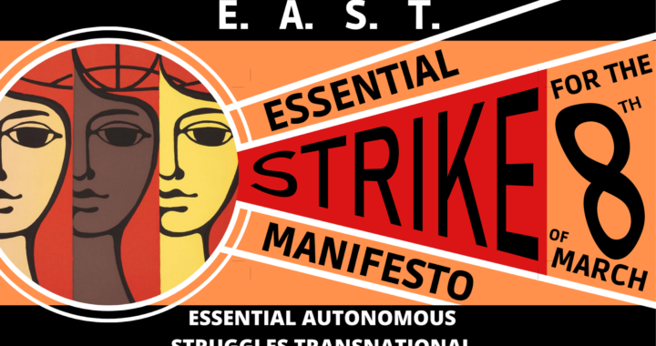 Kovo 8-osios Būtinojo streiko manifestas