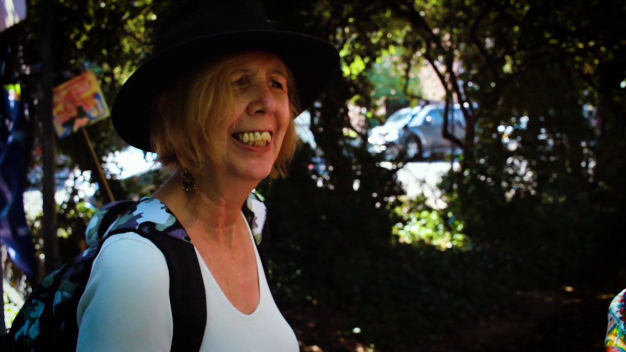 "Filmo ""Kabantys Tidemill sodai"" herojė Heather"